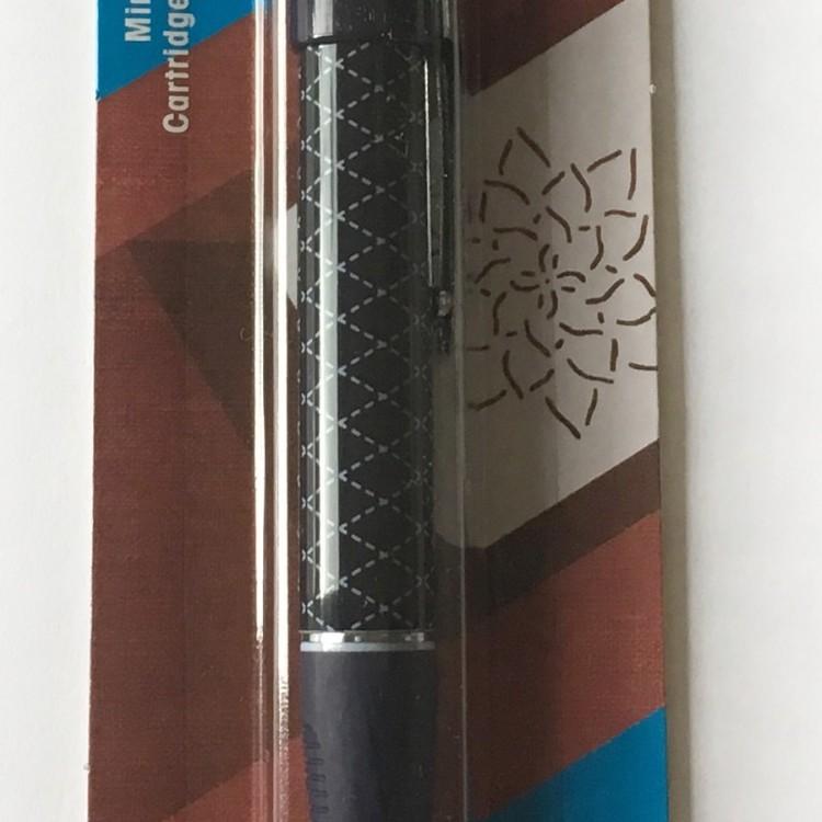 Stiftpenna vit 0,9mm