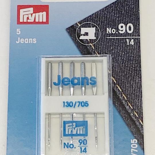 Symaskinsnål Jeans 90