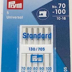 Symaskinsnål Universal 70-100
