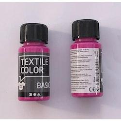 Textilfärg Textile color cerise