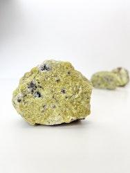 Grön opal, stor råsten