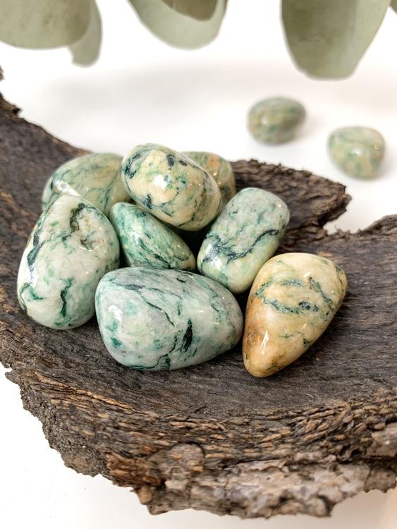 Mariposit, trumlade stenar