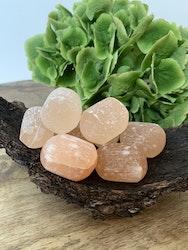 Rosa Selenit, trumlade stenar
