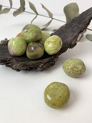 Grön opal, cuddlestone