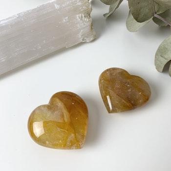 Golden healer, bulligt hjärta