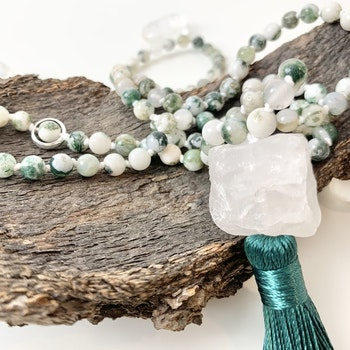 Earth Maiden mala