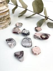 Rosa Botswanaagat, trumlade stenar