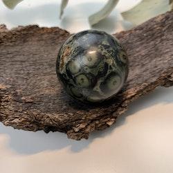 Klot av Kambaba jaspis