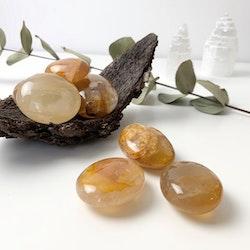 Golden healer, touchstone