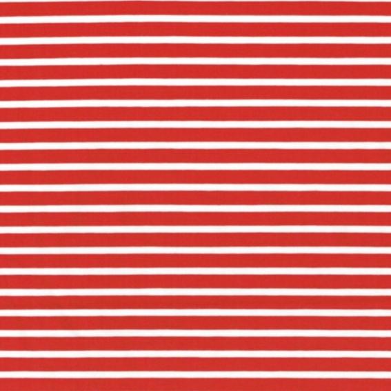 Rödvit rand