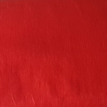 Tvättat linne röd