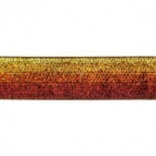 Guldgul dekorband 191