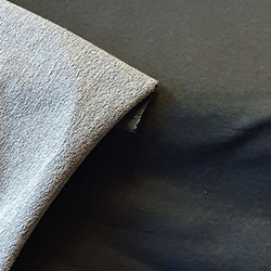 Jeansjersey grå