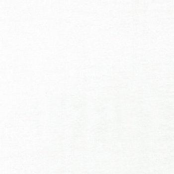 Enfärgad trikå vit 01