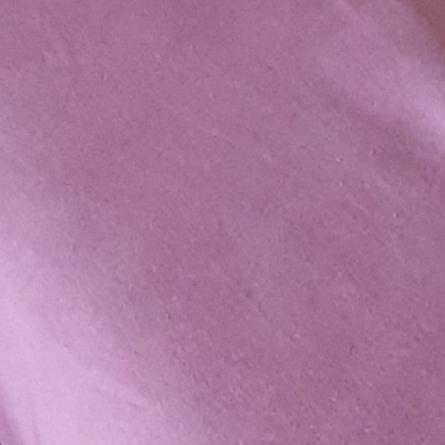 Enfärgad French Terry  aubergine