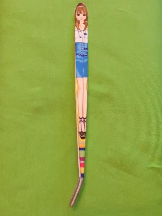 Pincett blå dam