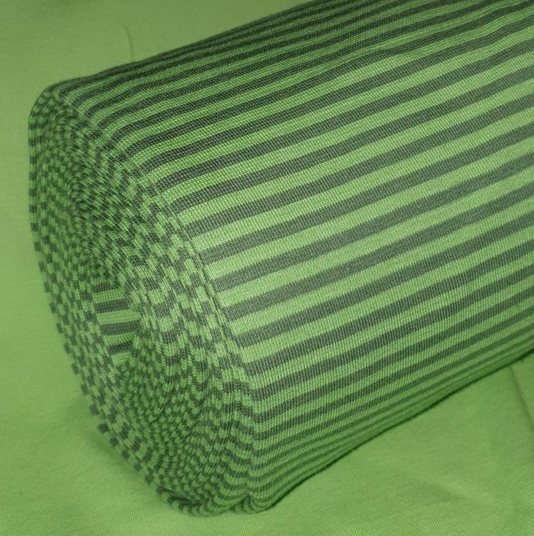 Mudd grön rand