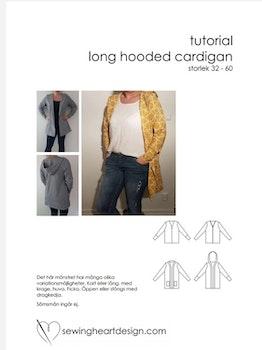 Long Hooded Cardigan