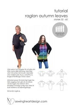 Raglan autumn leaves
