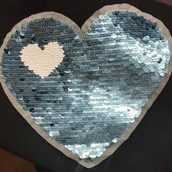 Hjärta turkos