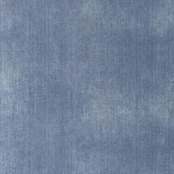 Tryckt jeansmönster gråblå