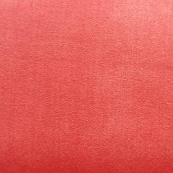 Tryckt jeansmönster röd-korall