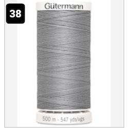 Gutermanns  Alla tygers tråd 500 m 38