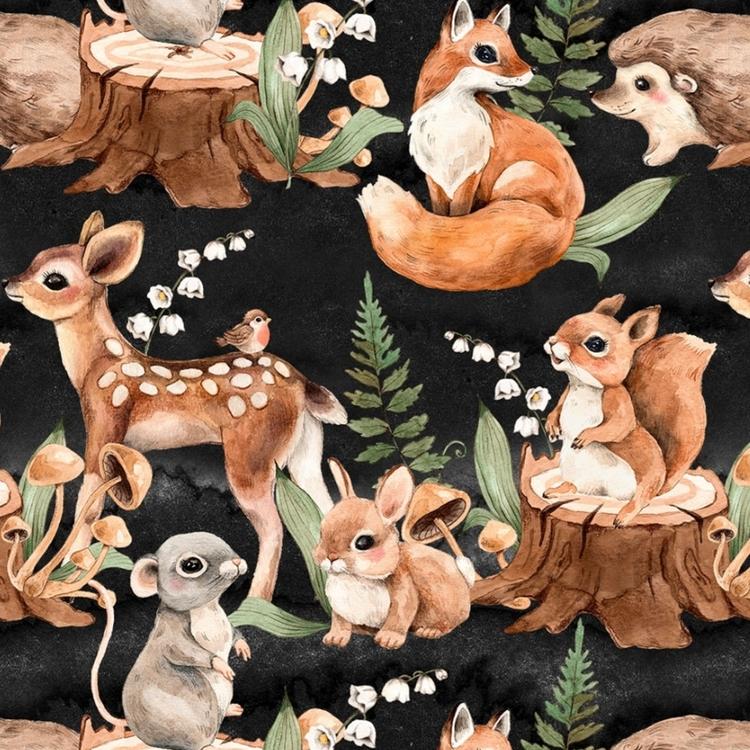 Konvalj och Bambi