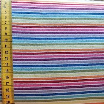 Multifärgad rand