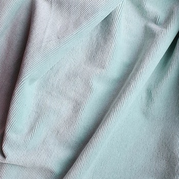 Smalspårig manchestervelour mint