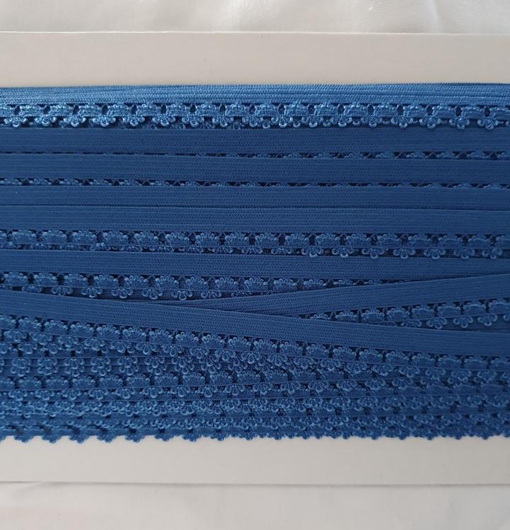 Uddspets blå