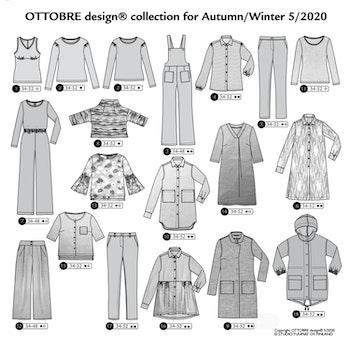 Ottobre  woman höst/vinter 5/2020