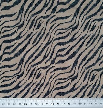 Creme zebra