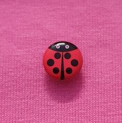 Nyckelpiga - knapp