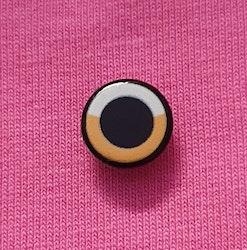 Öga - knapp