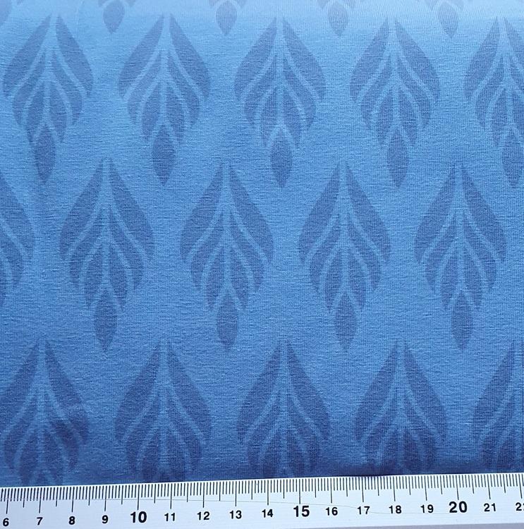 blå blad