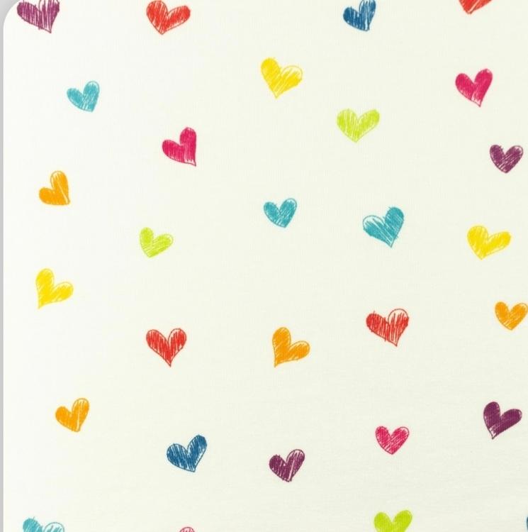 Hjärtan alla färger