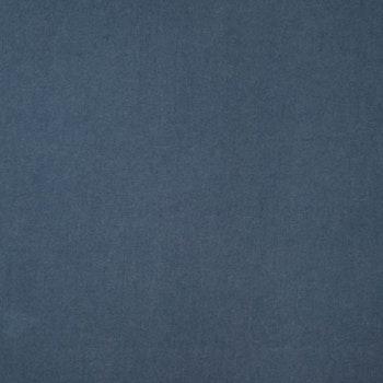 Bomullsbatist mellanblå jeanslook
