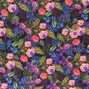 Crepe  blommor