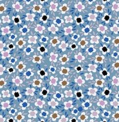 blå blom