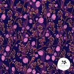 Isoletto balsamin lila
