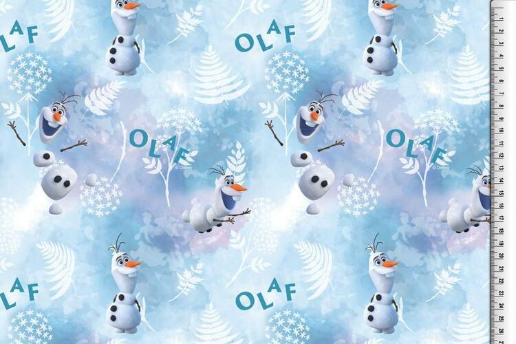 Snögubbe -OLOF- Frozen