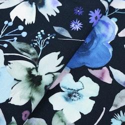 Vinterbukett blå