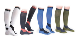 PERIVALE COMPRESSION SOCKS