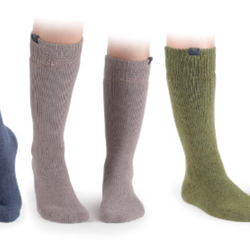 COLLIER BOOT SOCKS