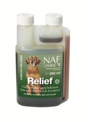 Canine Relief 500ml - Äldre hundar/Leder