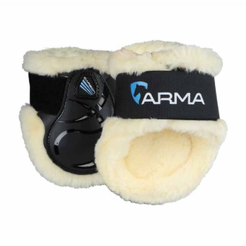Carbon SupaFleece Fetlock Boots - Arma