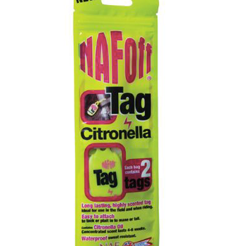 NAF Off Citronella Tags 2-pack