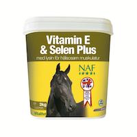 Vitamin E & Selen Plus - NAF