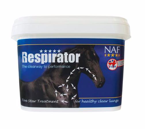 Respirator Pulver 1kg